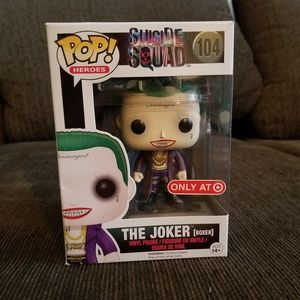 The Joker (Boxer) Pop! Figure from Suicide Squad